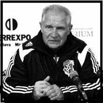 Скончался знаменитый футбольный тренер Виктор Носов