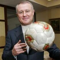 Г.Суркис попал в список самых влиятельных людей в мировом футболе