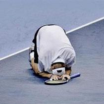 Худший теннисист мира победил впервые за 3 года