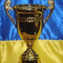 Во вторник Кубок Украины выставят в витрине одного из ювелирных магазинов Харькова