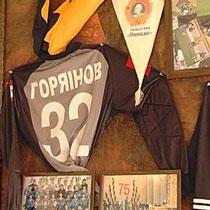Александр Горяинов мог стать пловцом, а не вратарем! (ФОТОРЕПОРТАЖ из дома футболиста)