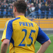 Рыкун – лучший ассистент Чемпионата Украины!