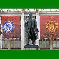 Челси vs МЮ: Путь в Москву (как команды пришли к финалу)
