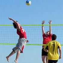 Харьковский пляжный волейбол прицеливается на международный уровень
