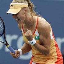 Roland Garros: Дементьева выходит на Шарапову. Или Сафину