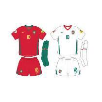Евро-2008: команда Португалии – «фаворит второго плана»