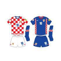 Евро-2008: команда Хорватии – сильнейшие в Восточной Европе