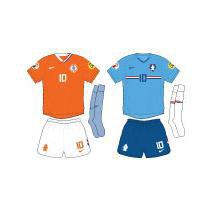 Евро-2008: команда Голландии – 20-летний юбилей ван Бастена