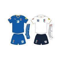 Евро-2008: команда Италии – чемпионы мира в погоне за планетарным «дублем»