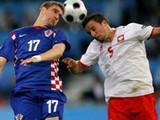 Польша–Хорватия – 0:1. Классный Класнич показал класс