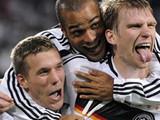 Германия–Турция 3:2. Фарт немецкий сильнее турецкого