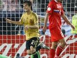 Россия–Испания – 0:3. Торжество нежного футбола