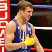 На седьмое золото украинский боксер потратил 2 минуты
