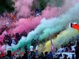 Кубок УЕФА: болельщики Шахтера на всякий случай готовят «баннерную войну»