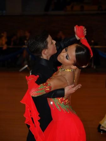 Спортивно бальные танцы