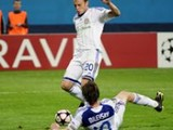 «Интер» и «Барселона» отпустили «Динамо» на первое место