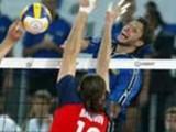 От былой славы волейбола остались воспоминания... и болельщики по разнарядке