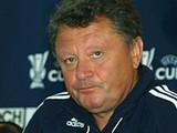Мирон Маркевич: В форме национальной команды будут появляться только сильнейшие игроки страны