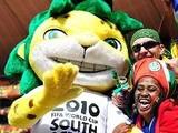 Церемония открытия Чемпионата Мира по футболу-2010 на главном стадионе мундиаля (ФОТО)