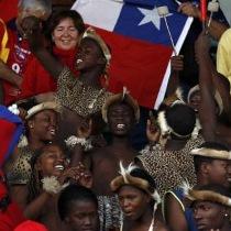 На Чемпионате Мира болельщицам запретили демонстрировать голую грудь