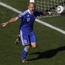 Итоги ЧМ-2010. Новая Зеландия вырвала ничью у Словакии на последних секундах матча
