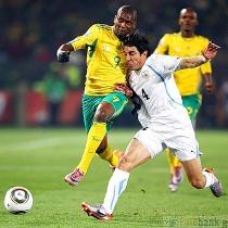 Итоги ЧМ-2010. Сборная ЮАР всухую проиграла Уругваю