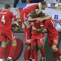 ЧМ-2010: США и Англия вышли из группы
