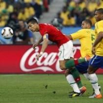 ЧМ-2010: Бразилия и Португалия, не напрягаясь, вышли в 1/8 финала