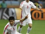 Футболистам КНДР грозят угольные шахты за проигрыш на Чемпионате Мира