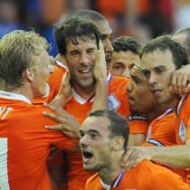 Сборная Голландии попала в тюрьму накануне 1/4 финала ЧМ-2010