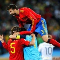 ЧМ-2010: Испания вышла в финал. Германия отправляется домой