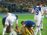 Первый хет-рик, первая победа дебютанта и первый гол «каталонца»