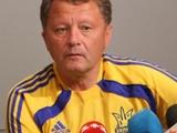 Мирон Маркевич: Интересы национальной сборной должны стоять на первом месте