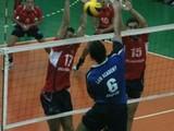 Итоги первого круга ЧУ по волейболу. Харьковских дерби было больше, чем обычно