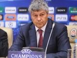 Мирча Луческу: «С другим соперником было бы больше шансов»