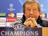 Юрий Семин: «Дай Бог, чтобы успех был на стороне моей команды»