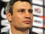 Виталий Кличко: «Предстоит выложиться по максимуму, чтобы победить Адамека»
