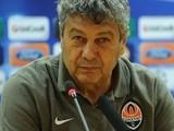 Мирча Луческу: «Единственное, что могу сказать, так это попросить прощение у болельщиков за выступление в Лиге чемпионов»