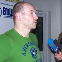 Андрей Николишин: Украинский хоккей только становится на ноги