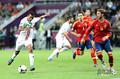 Испания выходит в финал Евро-2012