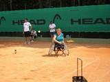 Харьковские депутаты сыграют в теннис со спортсменами-колясочниками