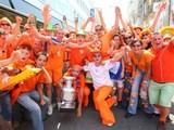 Матч Нидерланды-Дания: впечатления голландцев и Платини от Харькова