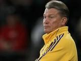 Олег Блохин: «Не допущу даже намека на безвольную игру»