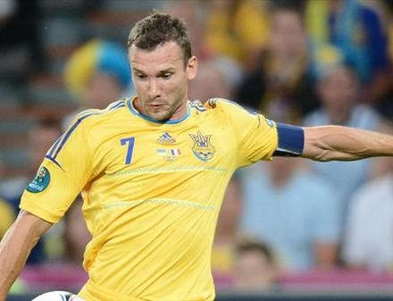 Шевченко проведет прощальный матч за сборную