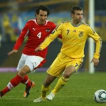 Австрийцы взяли у сборной Украины реванш за поражение во Львове