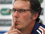Тренер французов рассказал о предстоящей игре со сборной Украины