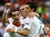 Португалия с трудом побеждает Данию во Львове