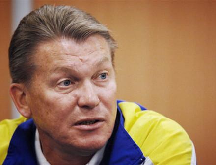 Олег Блохин: «Давайте еще Бородино вспомним»