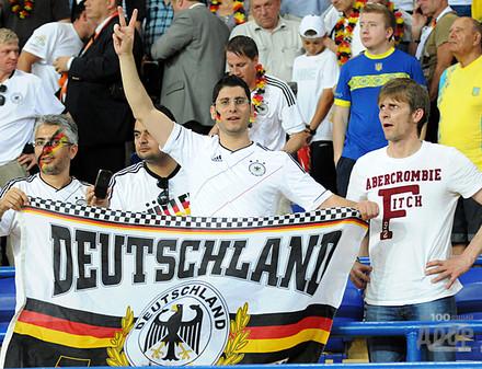 Дания-Германия. Анонс матча