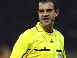 Арбитра матча Англия-Украина убрали с Евро-2012
